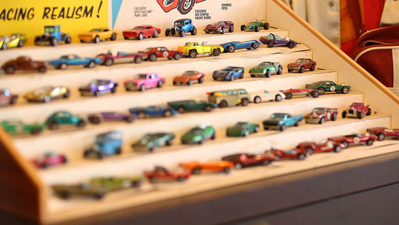 Hot Wheels Legends Tour: fun for big kids and small kids