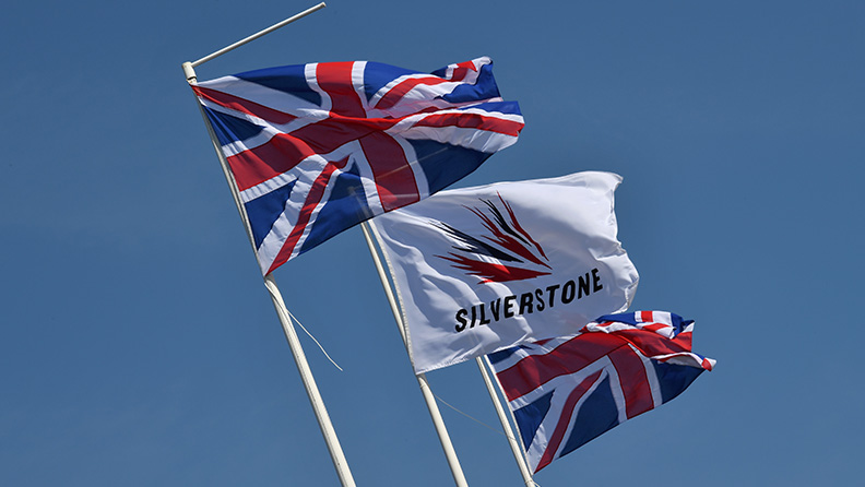 Silverstone: a king that won't abdicate 01
