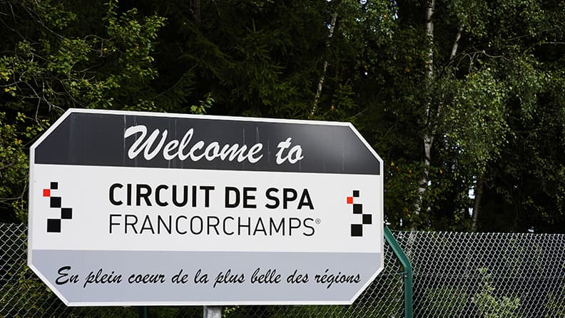 Six surprising facts about Spa 01
