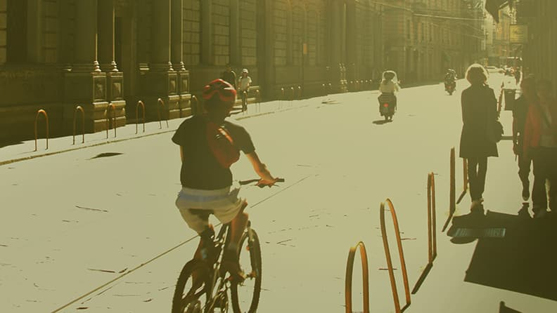 Bike tours in Milan 01