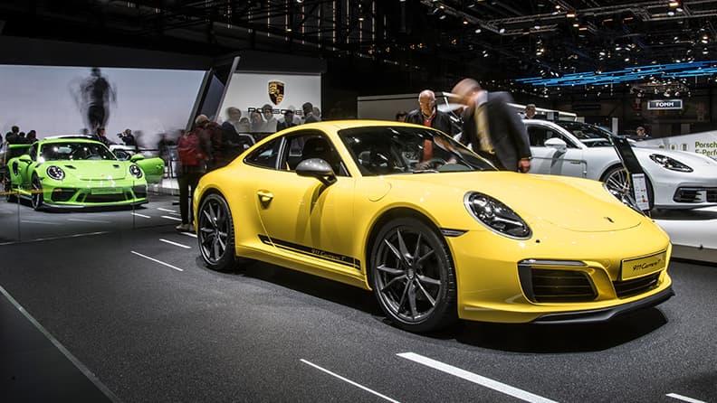 """""""N"""" steht für Porsche"""
