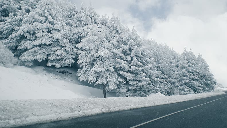 A winter on the road - Andalusia, Spain
