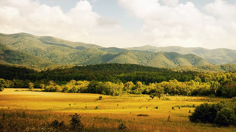 Five American drives to give thanks for 01 - North Carolina & Tennessee