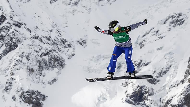 Wierer, Goggia e Paris premiati con gli altri campioni della neve alla Bicocca - Moioli