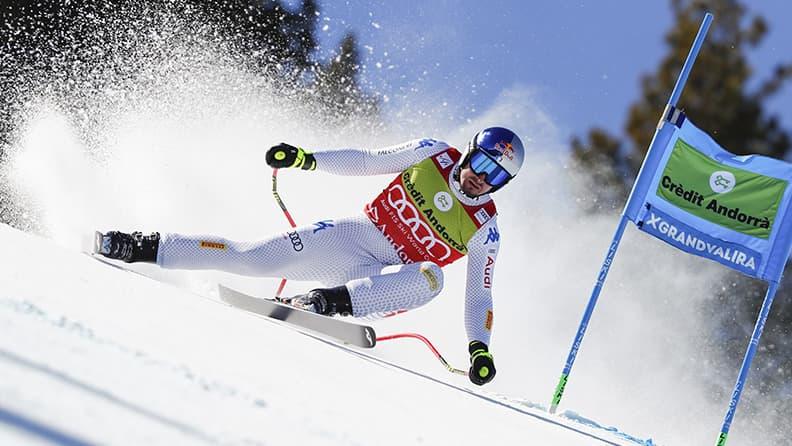Wierer, Goggia e Paris premiati con gli altri campioni della neve alla Bicocca - Paris