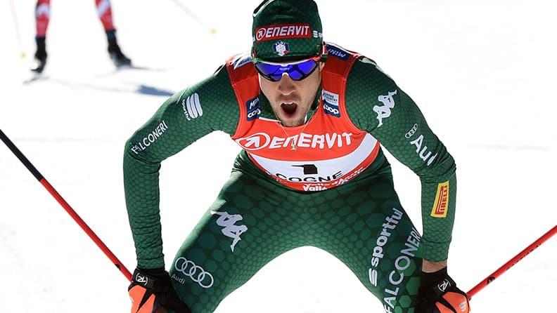 Wierer, Goggia e Paris premiati con gli altri campioni della neve alla Bicocca - Pellegrino