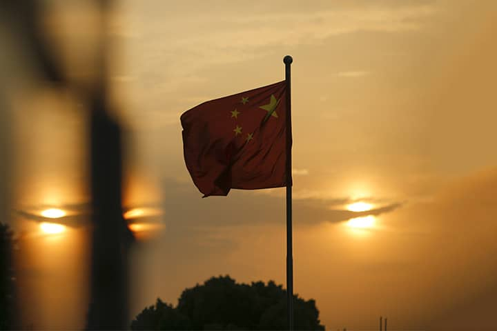 Formula 1 in China: <br>the 1000th grand prix