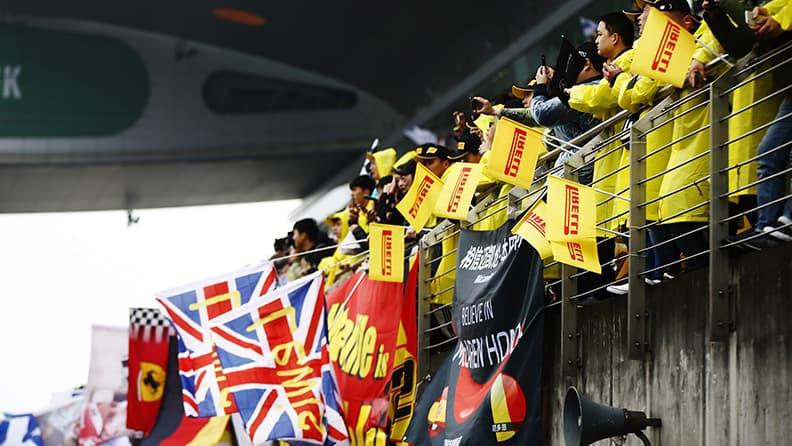 Formula Uno, in Cina il Gran Premio numero mille 03