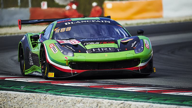The History Of A Car The Ferrari 488 Gt3