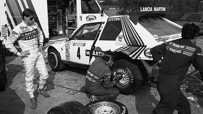 Remembering the rally legends - Toivonen