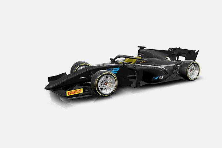 Formula 2 <br>goes large