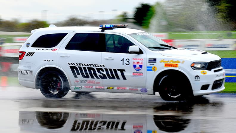 Dodge and Pirelli go hunting for bad guys… or at least a win 01
