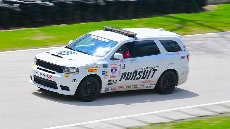 Dodge and Pirelli go hunting for bad guys… or at least a win 02