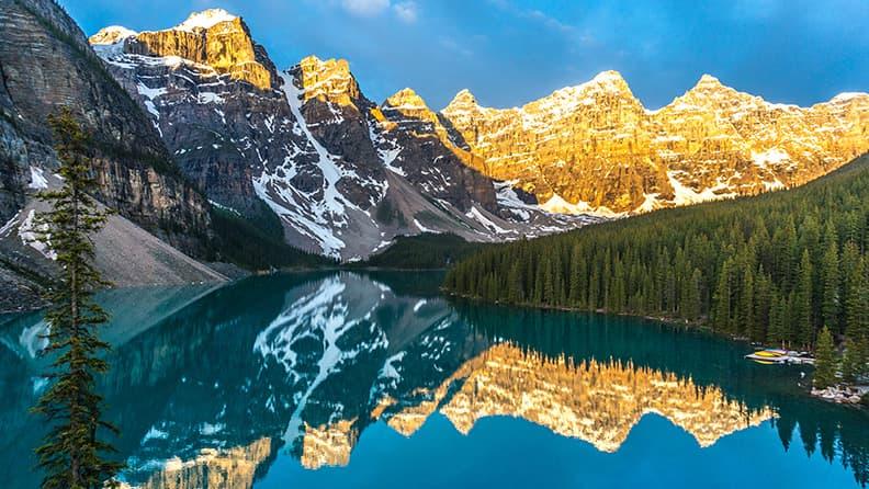 I 5 percorsi MTB più belli del Nord America - Alberta