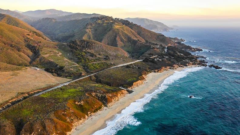 I 5 percorsi MTB più belli del Nord America - California