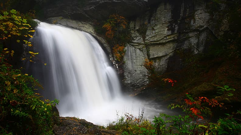 I 5 percorsi MTB più belli del Nord America - North Carolina