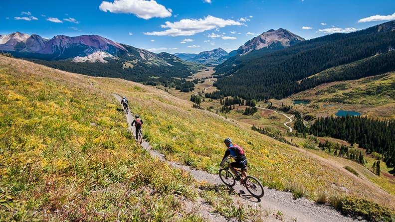 I 5 percorsi MTB più belli del Nord America - Colorado