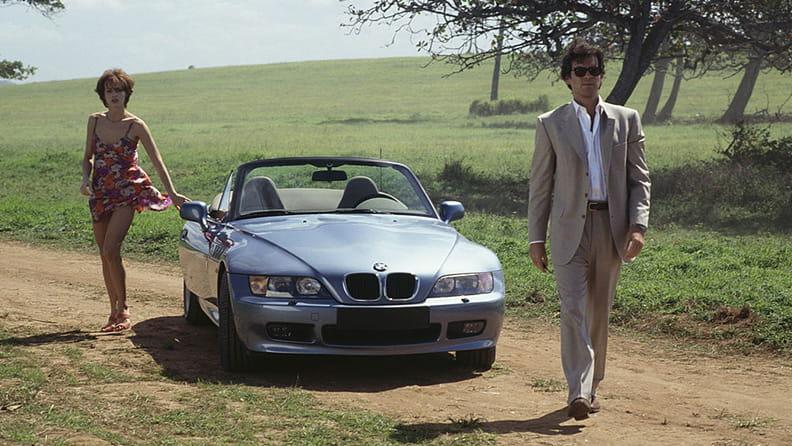 All the dream cars of James Bond