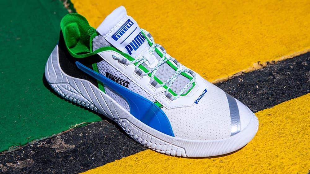 Pirelli et Puma développent la basket Replica-X 1