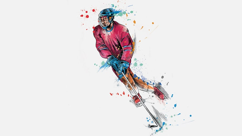 Mind games - Hockey