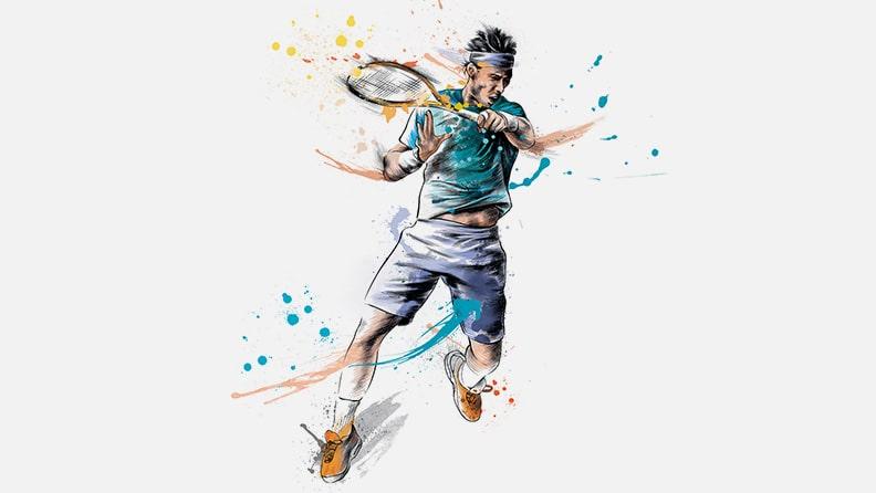 Mind games - Tennis