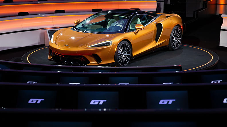 Mclaren GT: the grand tourer that changes the rules 02