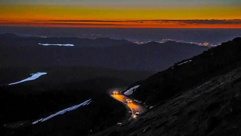 Pikes Peak, la cronoscalata più famosa al mondo 02