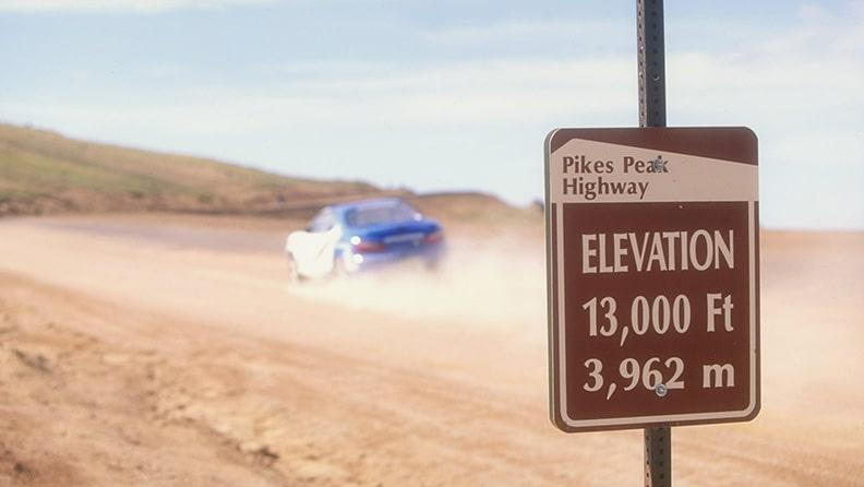 Pikes Peak, la cronoscalata più famosa al mondo 03