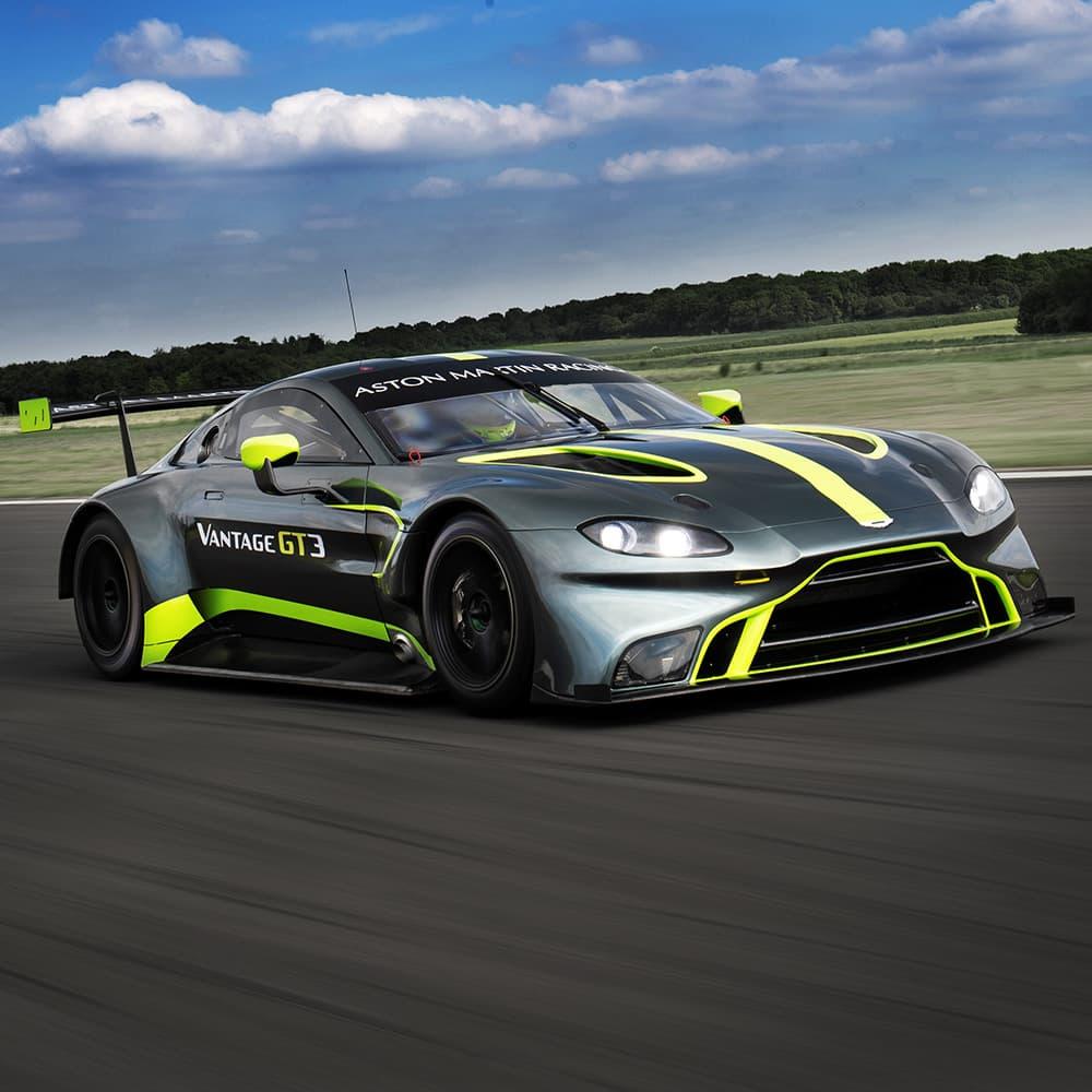 Aston Martin Vantage Gt3 A World Beating Car