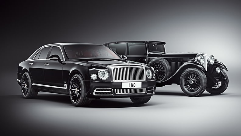 Bentley compie un secolo 01
