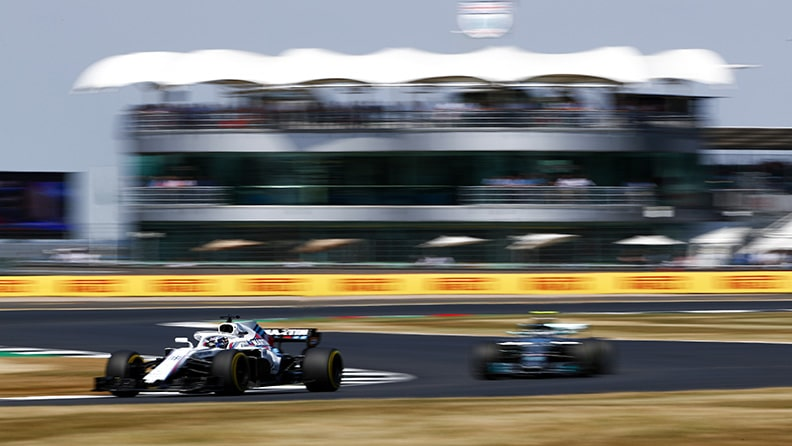 British Grand Prix: the fastest corners in F1 02