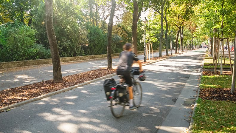 Ecco le città più bike-friendly d'Europa - Vienna