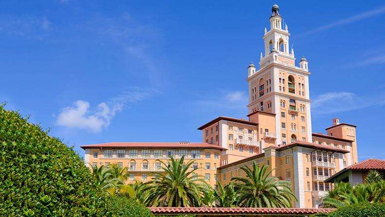 Boca Raton and back - Biltmore Hotel