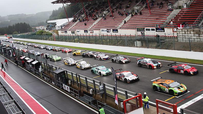 Back to the future - Pirelli SPA 24H