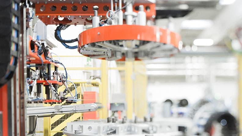 Digitale Transformation in Pirelli Fabriken 01