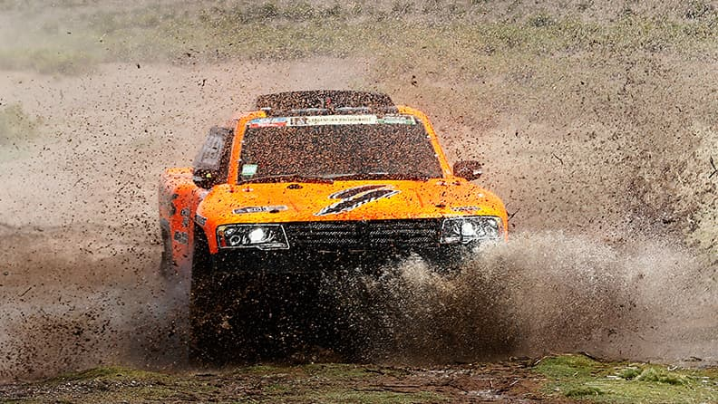 Age is just a number… (part 2) - Robby Gordon