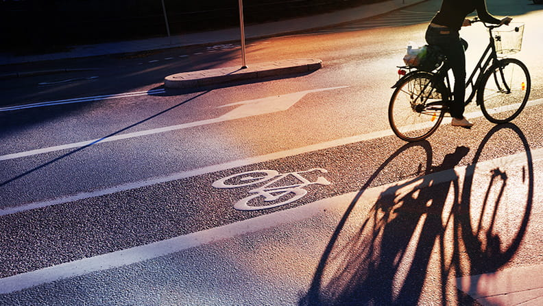 New ways to find the best urban cycle routes