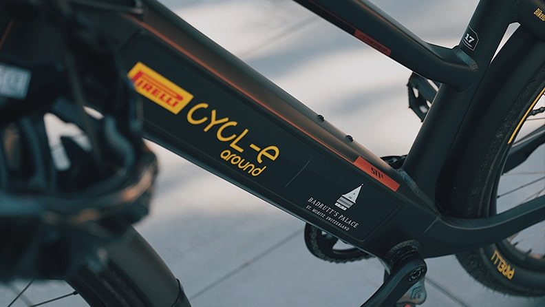 From the mountains to the city: a Pirelli e-bike adventure 01