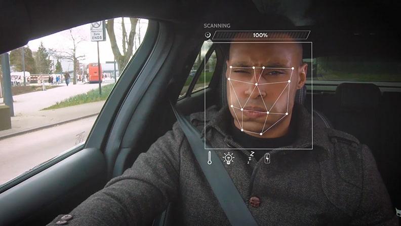Jaguar Land Rover está estudando o carro antiestresse 02