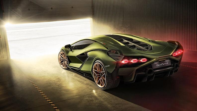 """Lamborghini Sián: il primo """"fulmine"""" ibrido da 819 cavalli 01"""