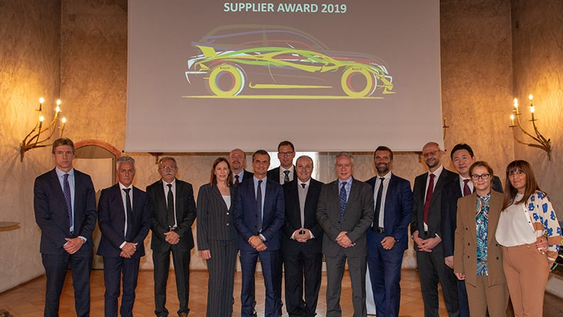 Pirelli awards best suppliers for sustainability, innovation and quality