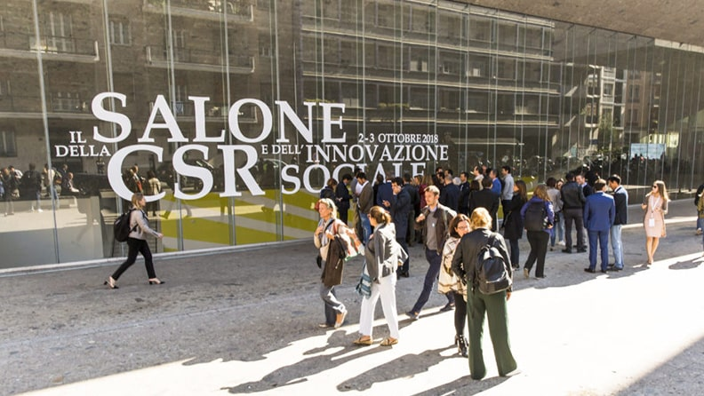 Pirelli tells about its sustainability strategy at the Salone della CSR e dell'innovazione sociale 02