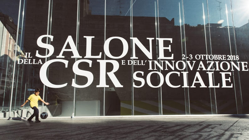 Pirelli tells about its sustainability strategy at the Salone della CSR e dell'innovazione sociale 01