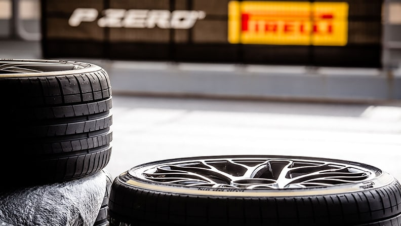 P Zero is the best performance tyre. And it is not Pirelli that says so