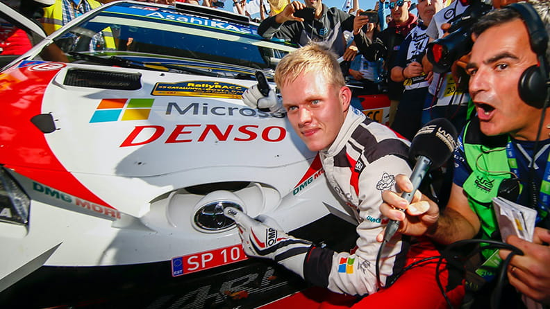 Creating the rally stars of the future – and the present 02