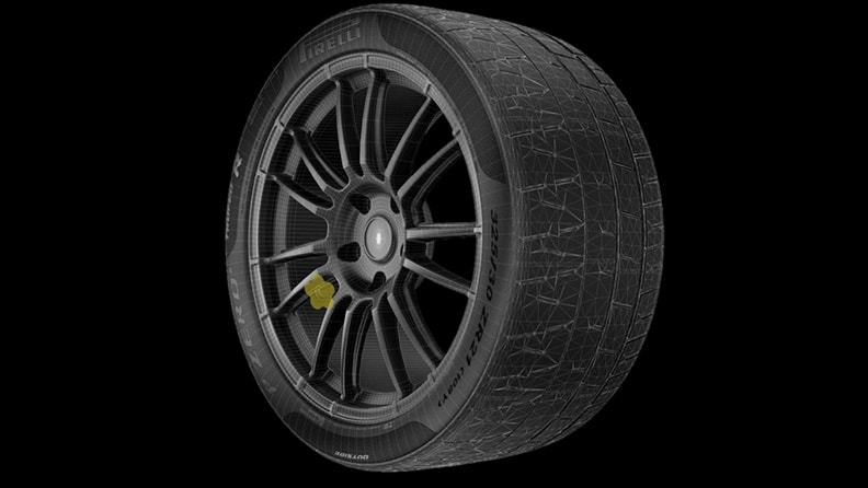 From the tarmac to 5G: Pirelli's smart tyres describe the road surface 02