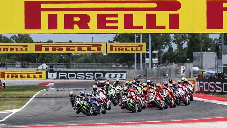 Pirelli è Fornitore Ufficiale per tutte le classi del Mondiale Superbike fino al 2023