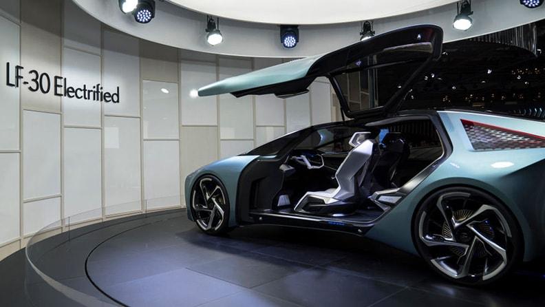I veicoli elettrici inaugurano una nuova era del design automobilistico?