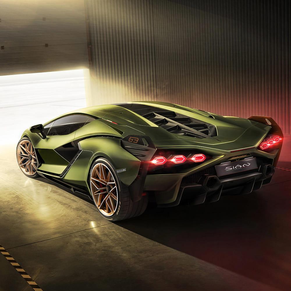 Supercars Dream Cars