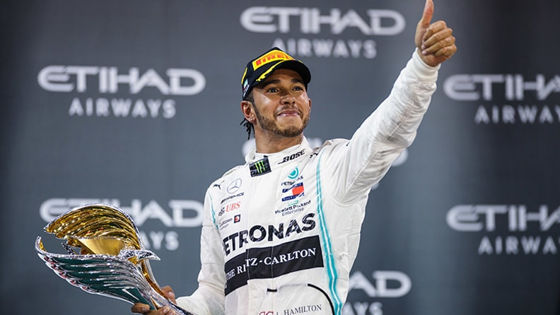 Lewis Hamilton: here's why he can become the best ever in Formula 1